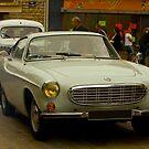 Volvo  P 1800 S  -  1963 - Vintage Swedish Car by Buckwhite