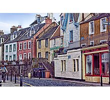 A Colourful Town Photographic Print