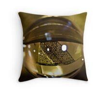 An Eye For Design! Throw Pillow