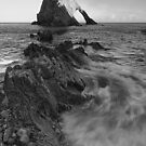 Bow Fiddle Rock by Martin Slowey