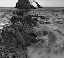 Bow Fiddle Rock by Martin Slowey