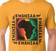 Kwanzza T-Shirts Unisex T-Shirt