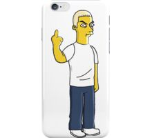 Yellow Eminem iPhone Case/Skin