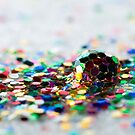 glitter water by photofairy