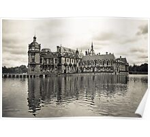 Chantilly Castle Poster