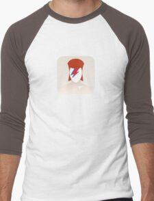 There's an app for that Aladdin Sane Men's Baseball ¾ T-Shirt