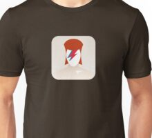 There's an app for that Aladdin Sane Unisex T-Shirt