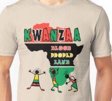 Kwanzaa Kwanza T-Shirts Unisex T-Shirt