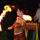 Fire Girl by stewarty