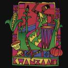Kwanzaa Tees by HolidayT-Shirts
