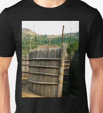 a desolate Swaziland  landscape Unisex T-Shirt