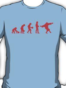Lebowki evolution red T-Shirt