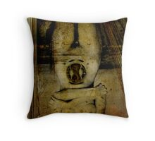The Sexuality Of Bereavement Throw Pillow
