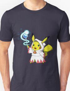 White Mage Pikachu Unisex T-Shirt