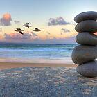 Granite Zen by Adam Gormley