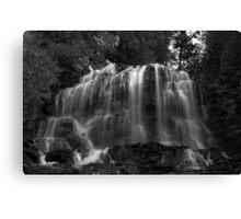 Cascading Brook Canvas Print