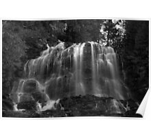 Cascading Brook Poster