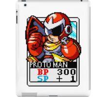 Proto Man iPad Case/Skin
