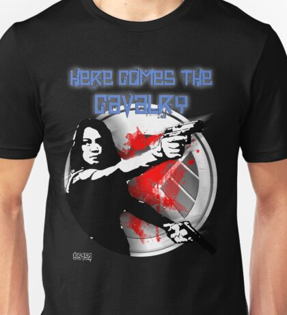 Here Comes The Cavalry Unisex T-Shirt