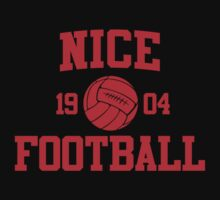 Nice Football Athletic College Style 2 Color by Toma-51