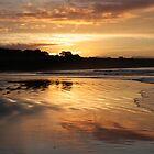 Coastal Sundown by Eunice Atkins