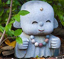 Jizo-Bosatu Positive by William R. Bullock
