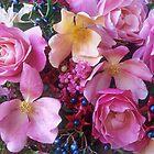 Phemie's October Garden by Suzanne Lewis