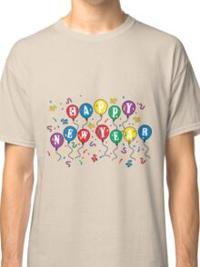Happy New Year T-Shirts Classic T-Shirt