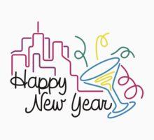 Happy New Year Tees TShirts by HolidayT-Shirts