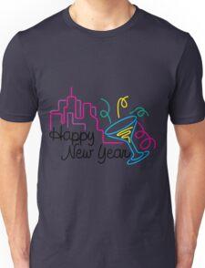 Happy New Year Tees TShirts Unisex T-Shirt