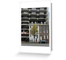Building Upon History Greeting Card