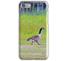 Pick Up the Pace, Ethel, She's Gaining On Us! iPhone Case/Skin