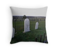 Henry Hill Graves Throw Pillow