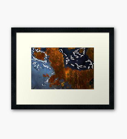 Gondwana Framed Print