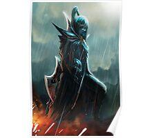 Mortred the Phantom Assassin Poster