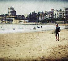 Old Time Surfer by MagnusAgren