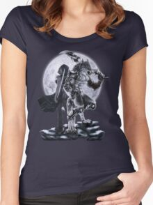 Unnatural Forces Women's Fitted Scoop T-Shirt