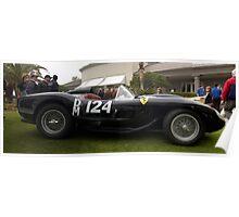 1957 Ferrari 250 Testa Rossa Poster