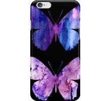 Watercolor Butterflies 2 iPhone Case/Skin