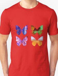 Watercolor Butterflies 2 Unisex T-Shirt