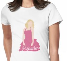 Popular Womens Fitted T-Shirt