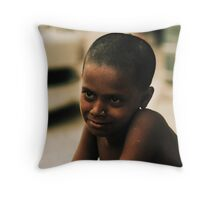 Nurjahan Throw Pillow