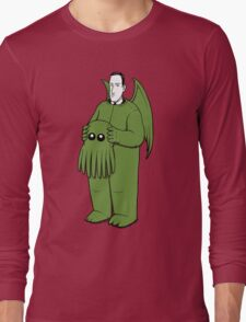 Cthulhu Mascot Long Sleeve T-Shirt