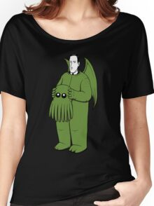Cthulhu Mascot Women's Relaxed Fit T-Shirt