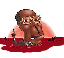 Malignant Mubabe - Zimbabwe electioneering by holty