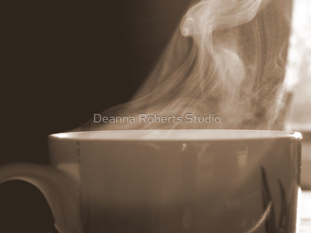 Steamy by Deanna Roberts Think in Pictures