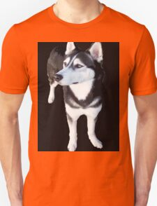 CHEWY UP FRONT Unisex T-Shirt