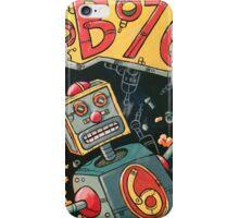Robot 6 iPhone Case/Skin