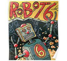 Robot 6 Poster