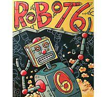 Robot 6 Photographic Print